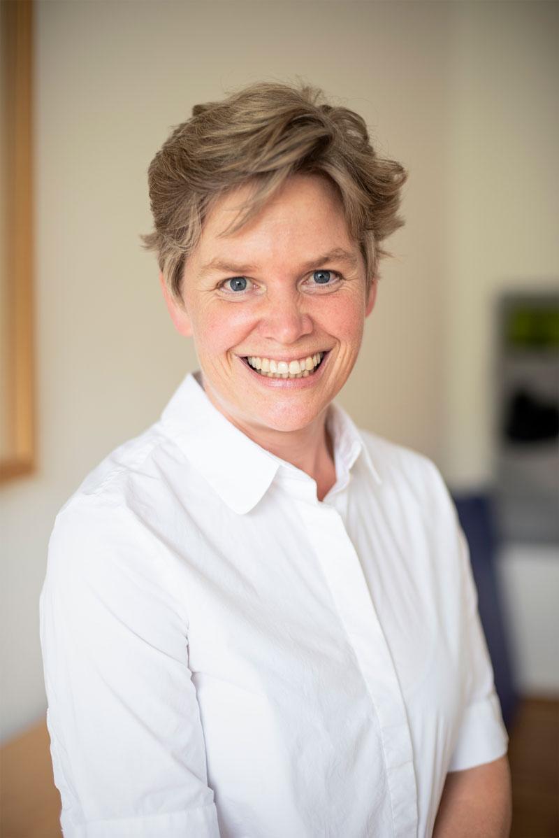 Meike Jürgensen hilft Schülern mit Lern- und Konzentrationsschwierigkeiten