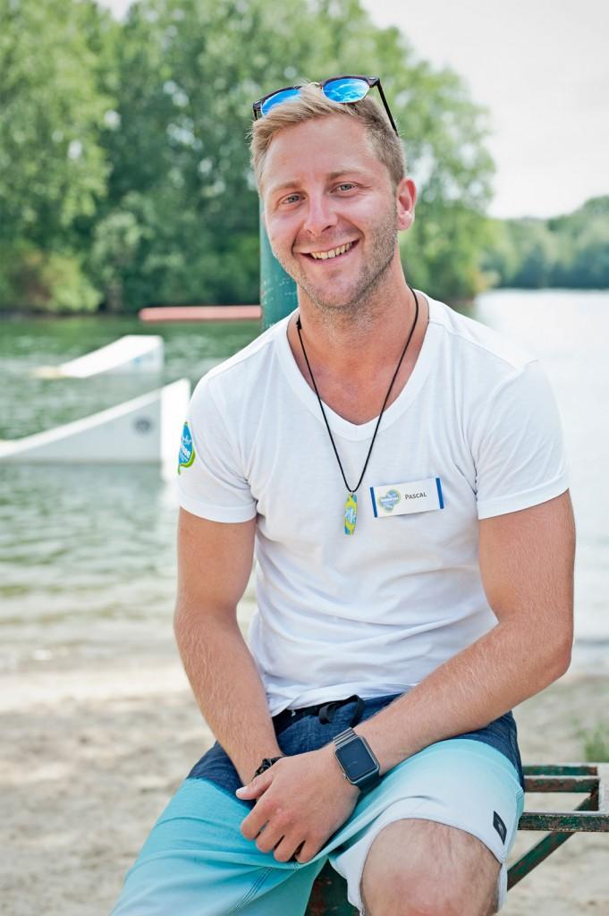 Pascal König, Wasser, Element
