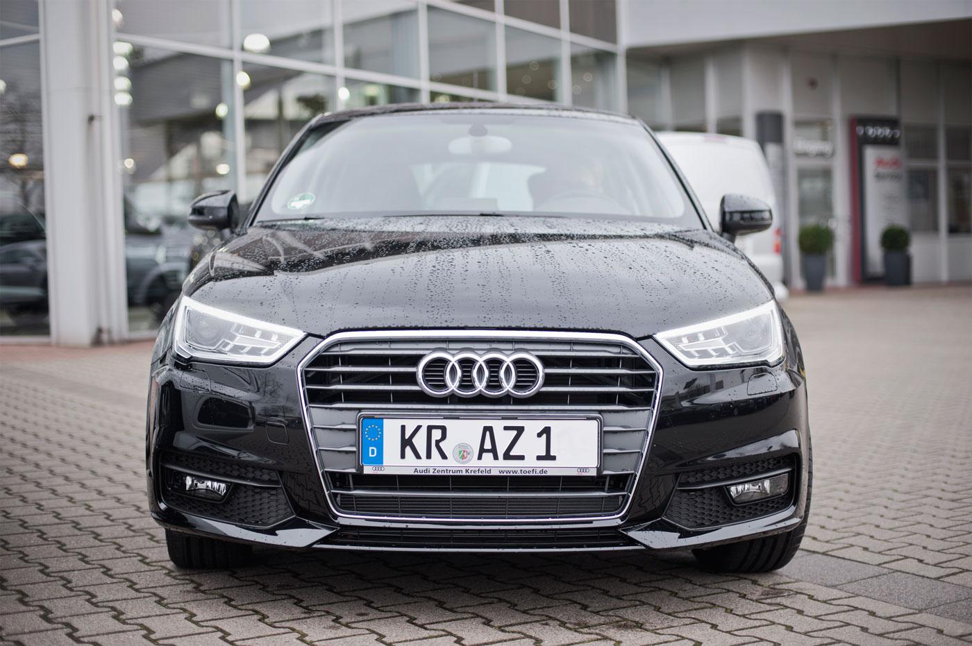 Audi Zentrum Krefeld - Audi select: Mehr Auto geht nicht!