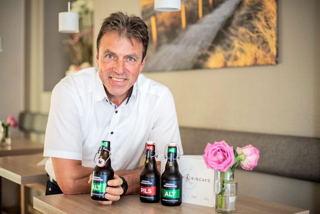 Frank Tichelkamp Brauerei Königshof