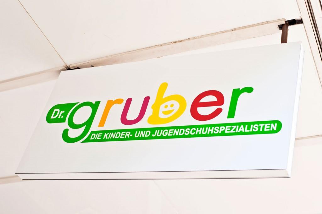 Logo, Dr. Gruber