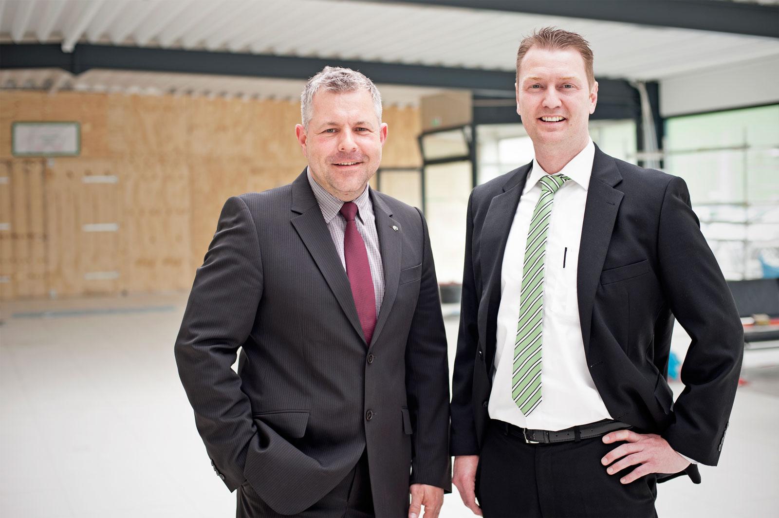 Tölke & Fischer Škoda - Umbau bei Škoda: Eine Aschenputtel-Geschichte