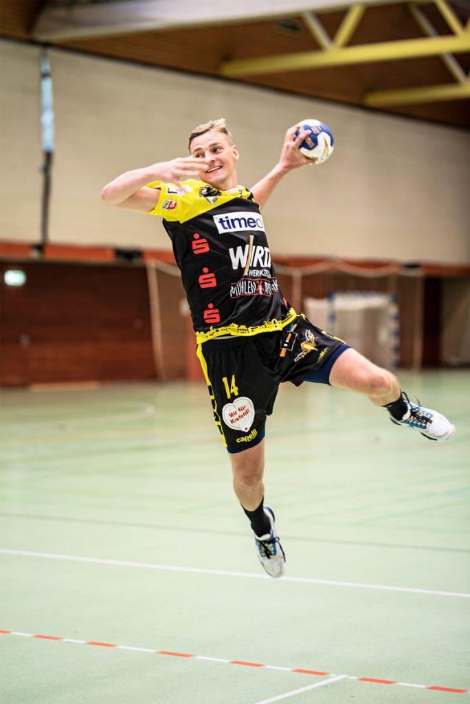 Karl Roosna HSG Krefeld