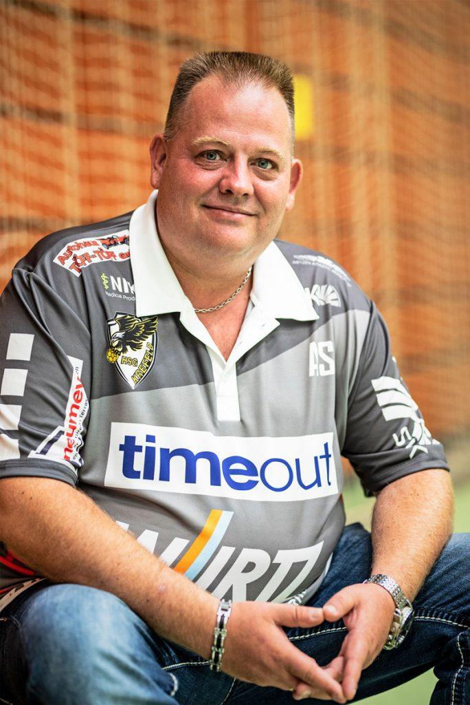 Andre Schicks HSG Krefeld