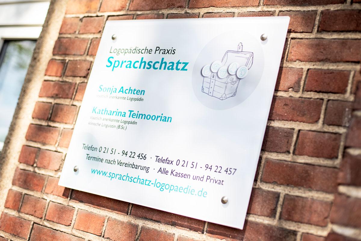 Logopädische Praxis Sprachschatz