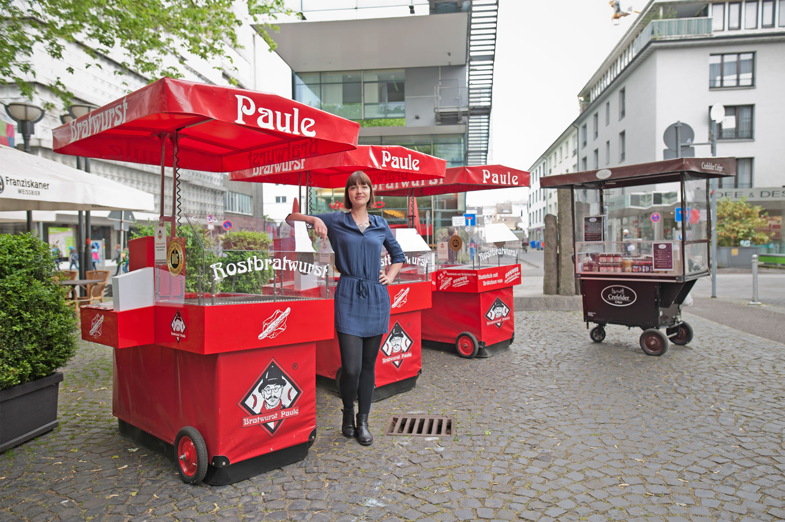 Bratwurst Paule - Ein Krefelder Kultur(-gut)