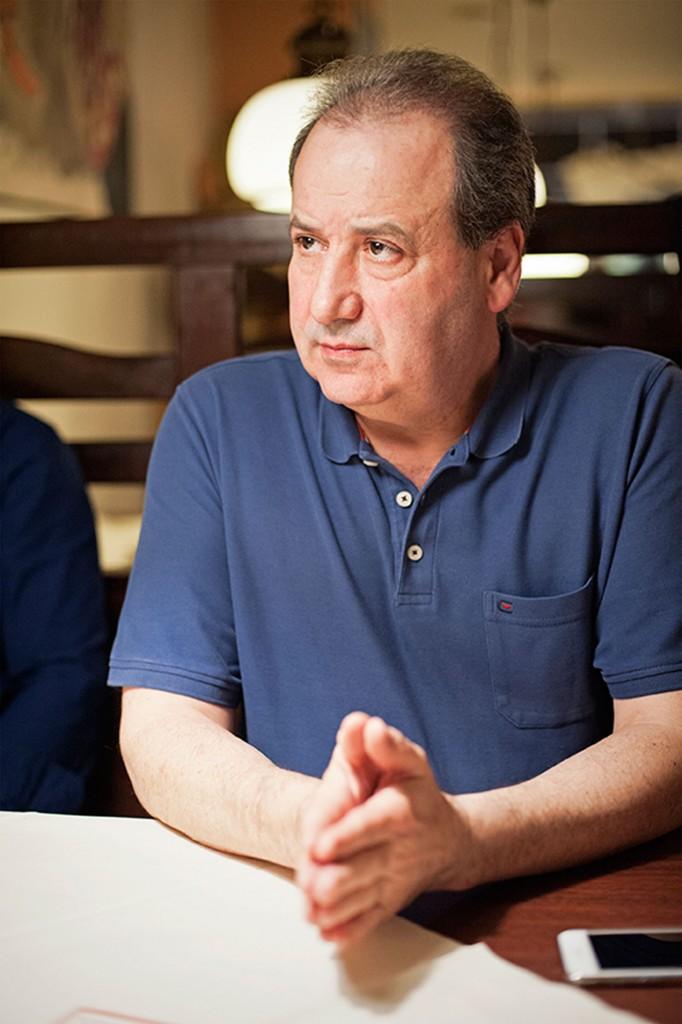Inhaber, Baldassarre Volpe, Aldo