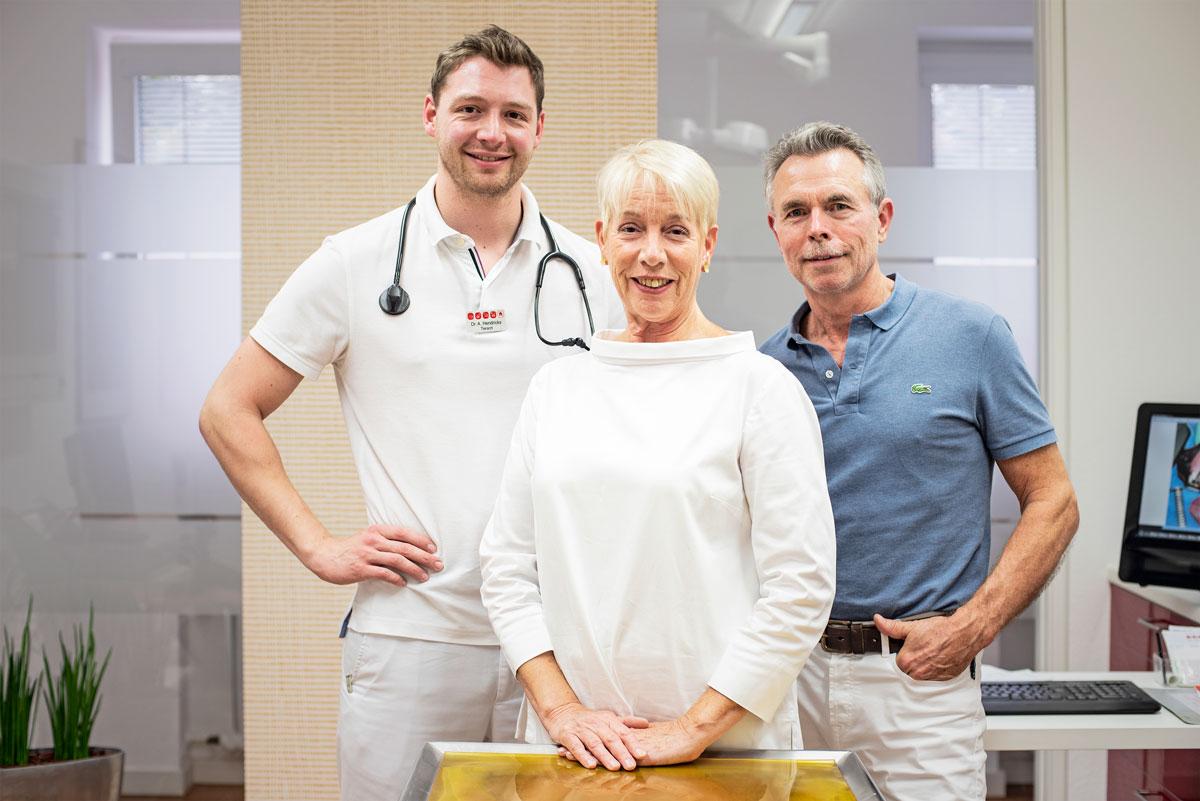 Die Tierarztpraxis mit angeschlossenem Zentrum für Tierzahnheilkunde in Krefeld