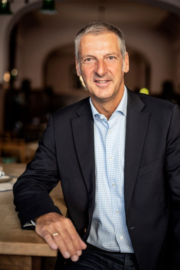 Stephan Krings Geschäftsführer Fischelner Burghof