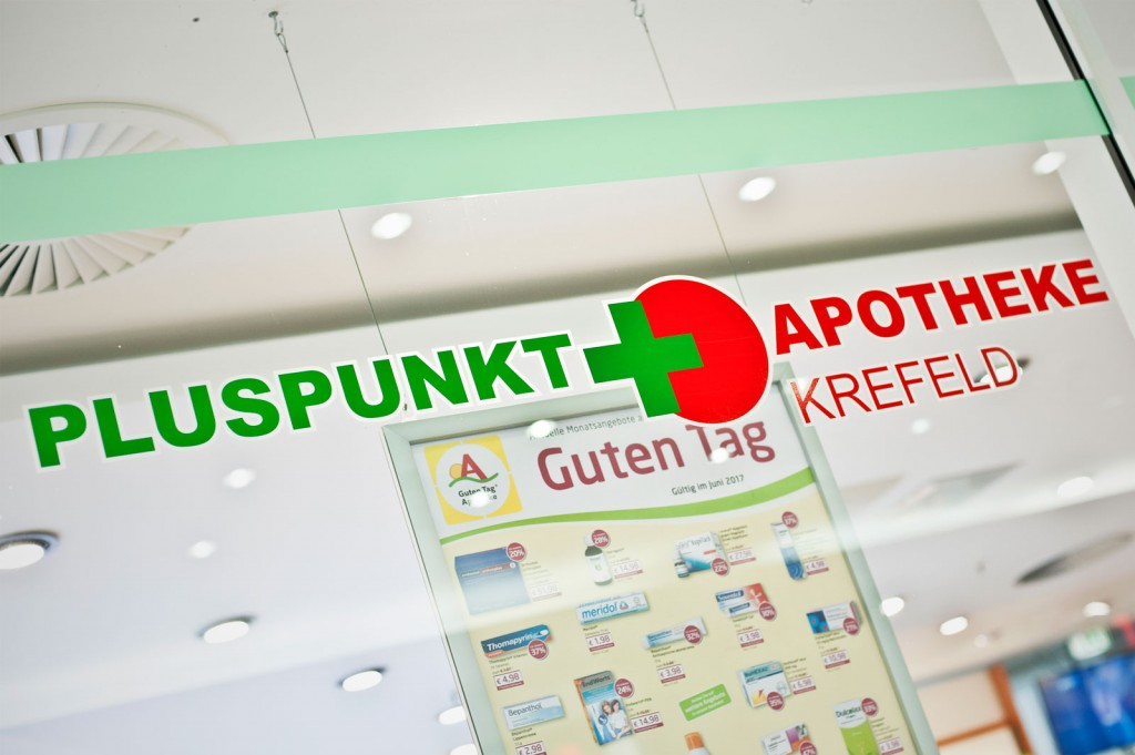 Logo PlusPunkt Apotheke