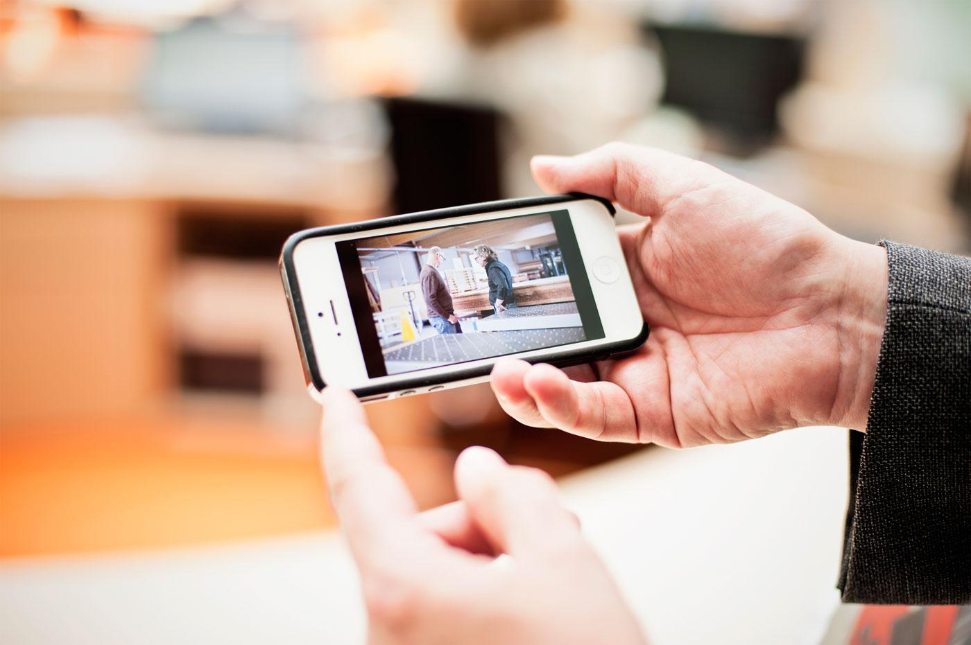 KR-ONE goes Multimedia – die neue App im Überblick