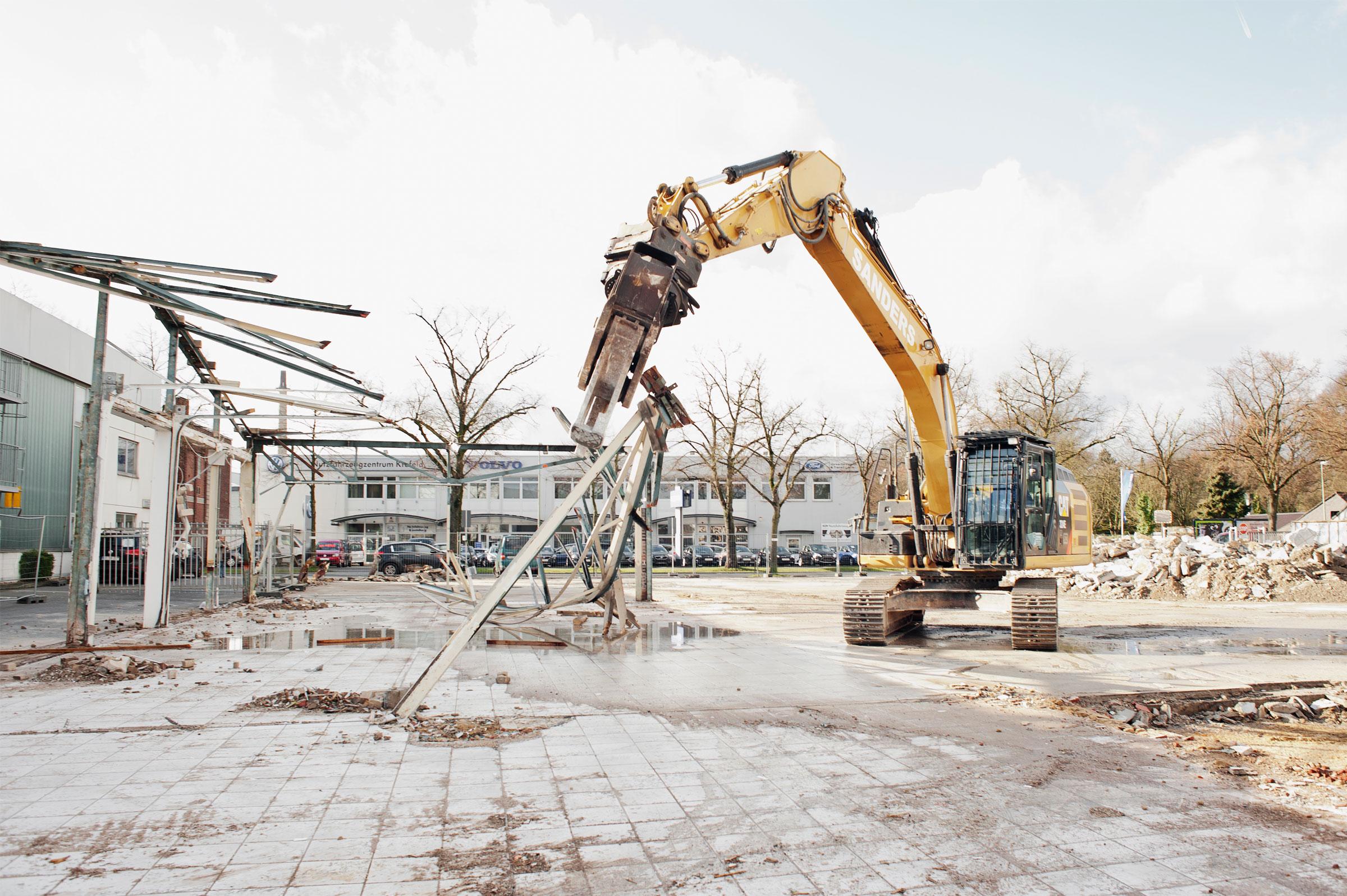 Volkswagen Zentrum Krefeld: Ein Gigant im neuen Gewand