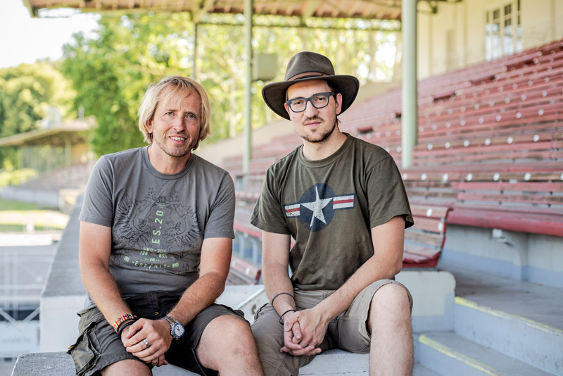 Tobias Köhn hat aus seinem Abenteuer-Trip nach Südafrika einen Kinofilm gemacht