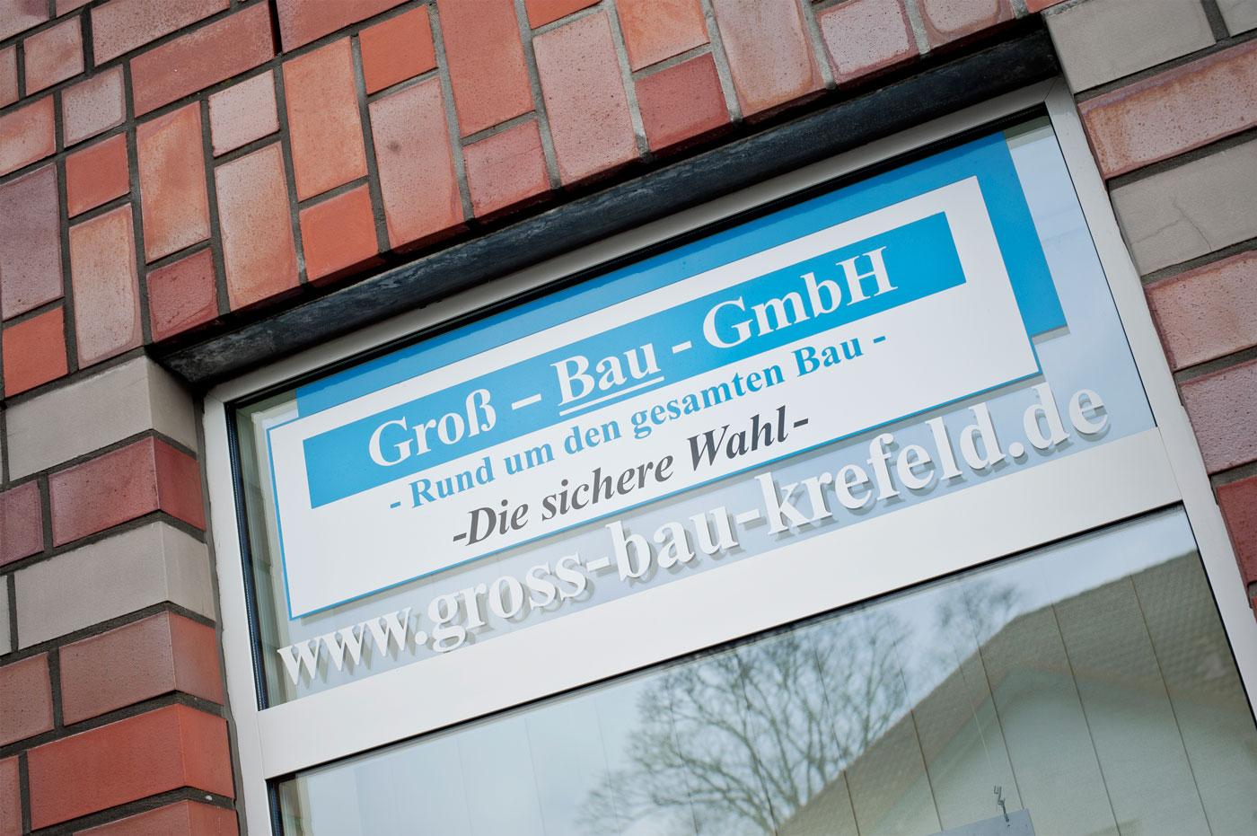 Vom Hörsaal auf die Baustelle: Groß-Bau-GmbH