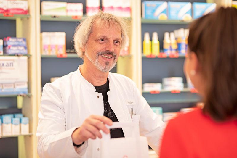 Klaus Jansen Mühlen Apotheke