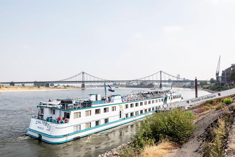 Kreuzfahrt Calypso Die Sage vom Singenden Holländer