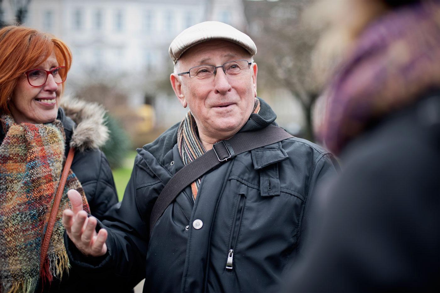 Stadtgespräch mit Herz und Verstand - Krefelder Stadtführer verraten ihre Lieblingsorte