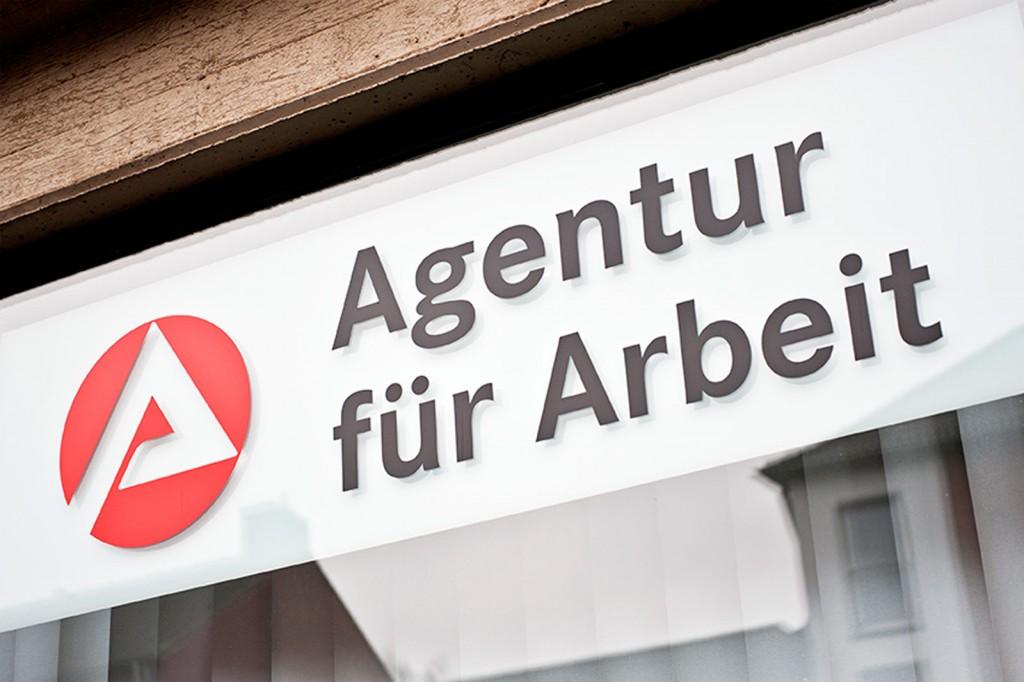 Agentur für Arbeit, Logo