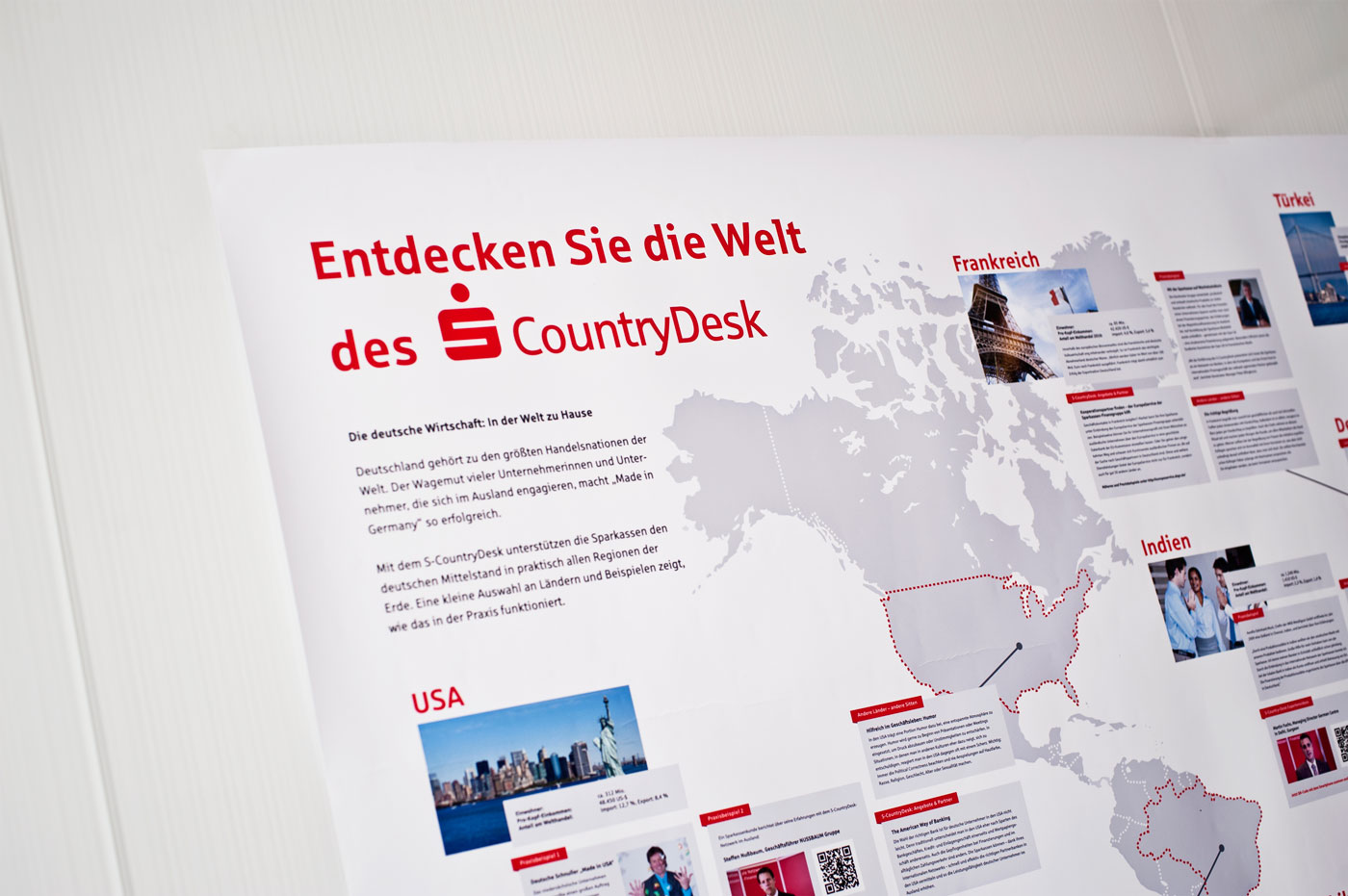 Gute Geschäfte im Reich der Mitte - Die Sparkasse Krefeld informiert über Chancen und Risiken