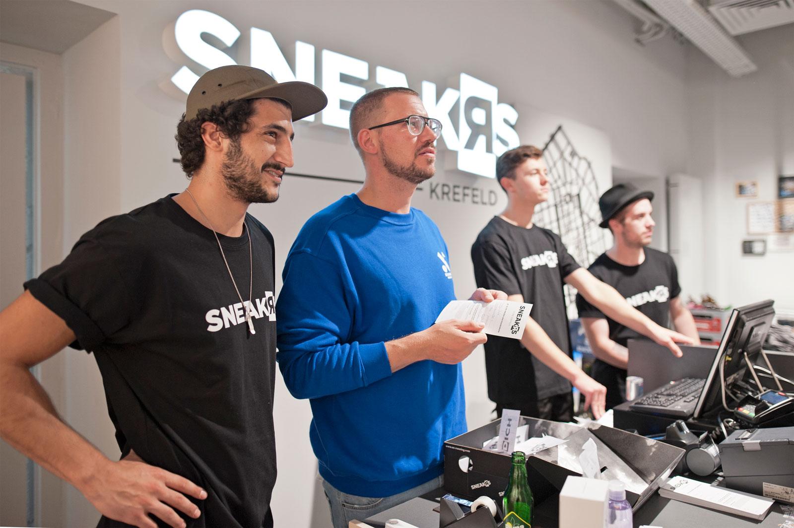 SneakRs – Lebe Dich! - Der neue Hotspot für Individualisten