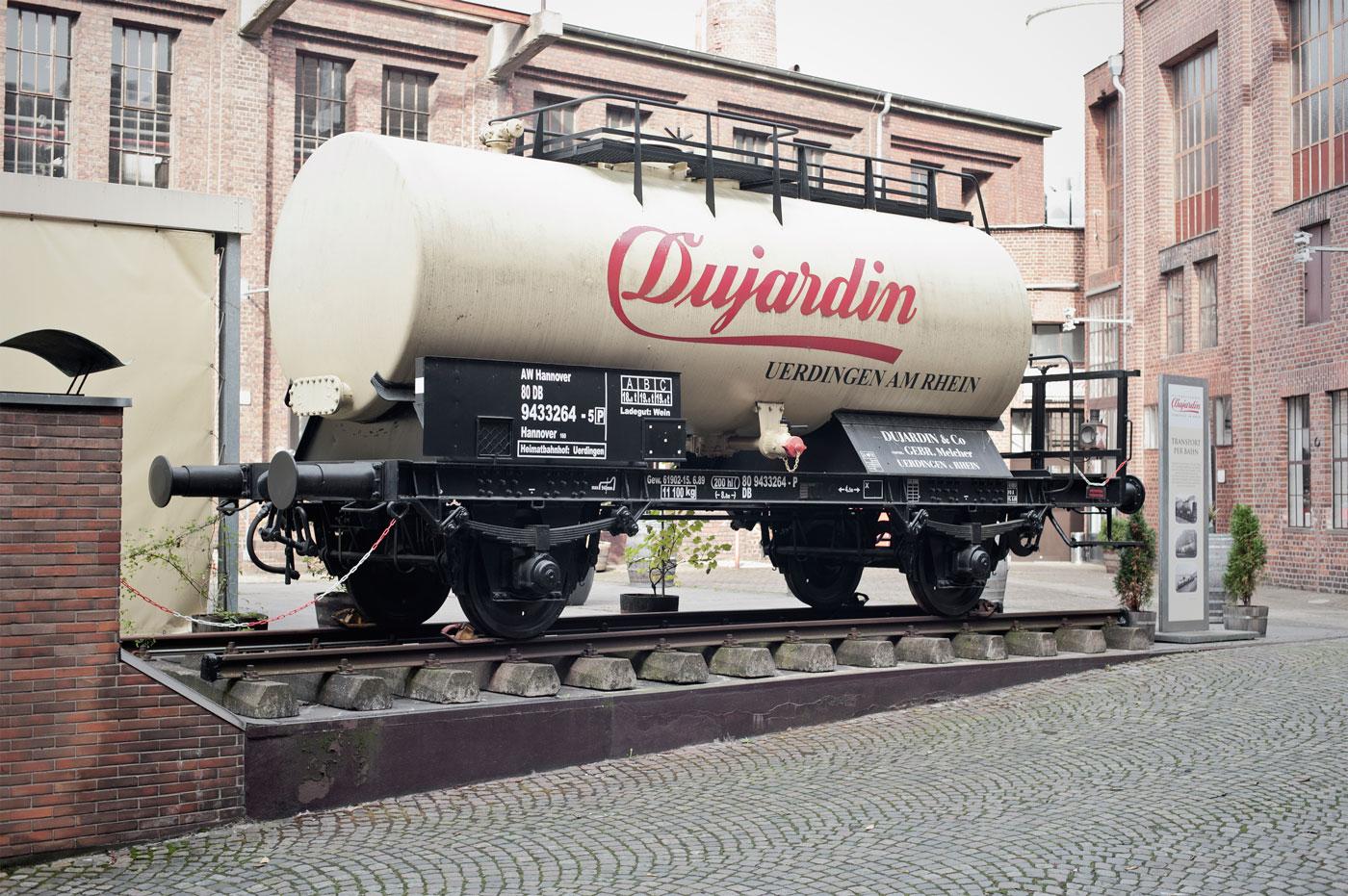 Dujardin-Gelände wird mit SWK Fernwärme versorgt