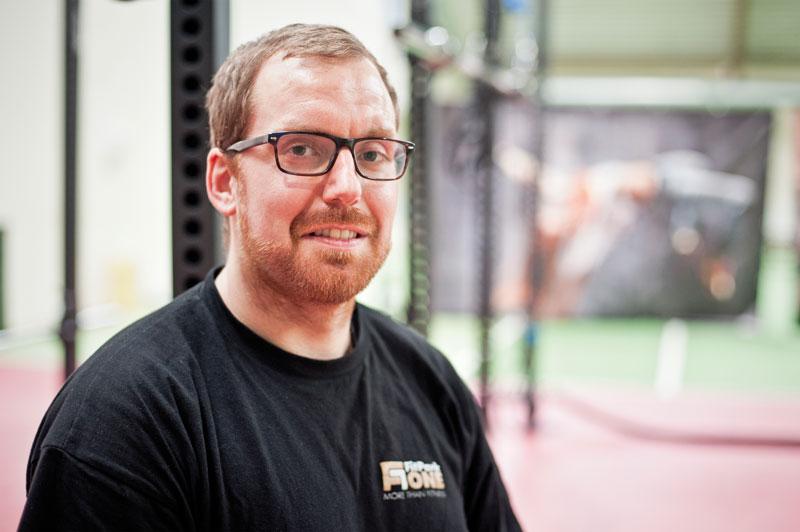 FitPark ONE Trainer Marcel Engel