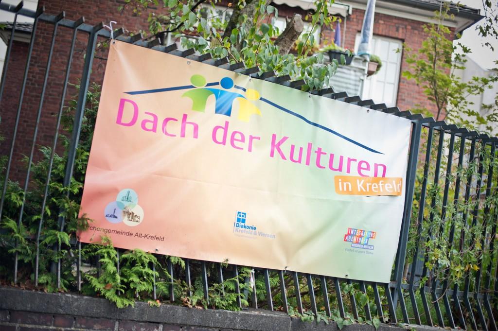 Dach der Kulturen, Plakat