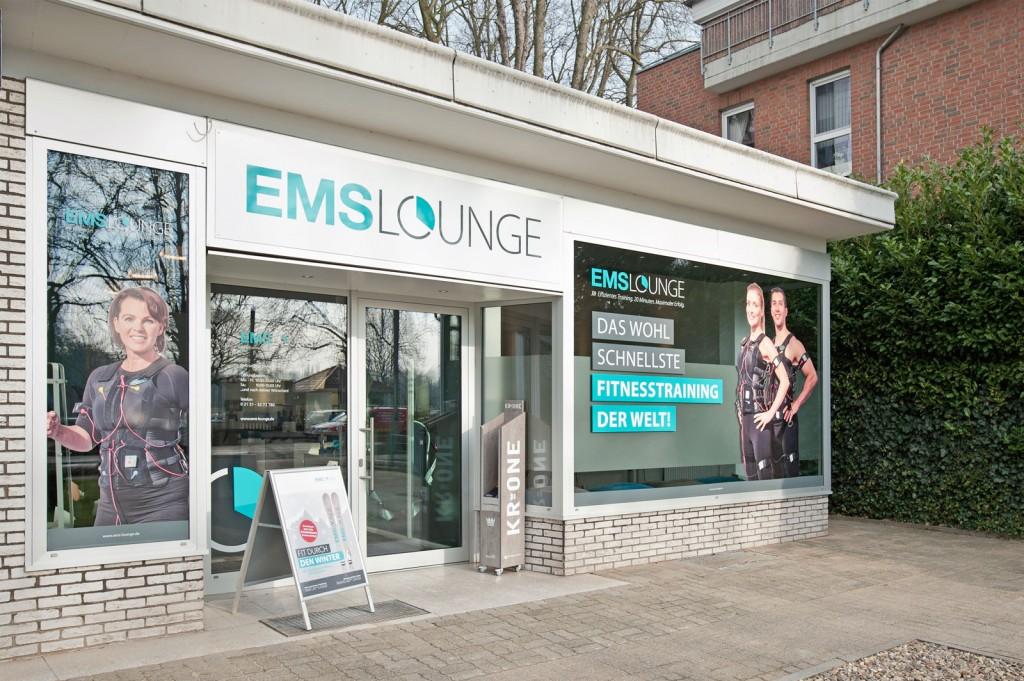 EMS-Lounge, Studio