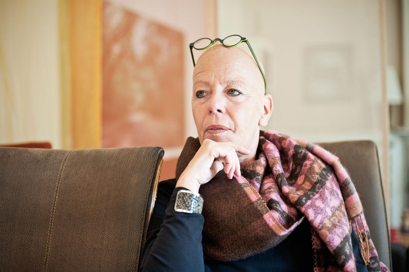 Jenny Latz: Sie verlor ihre Haare – aber nicht den Kopf