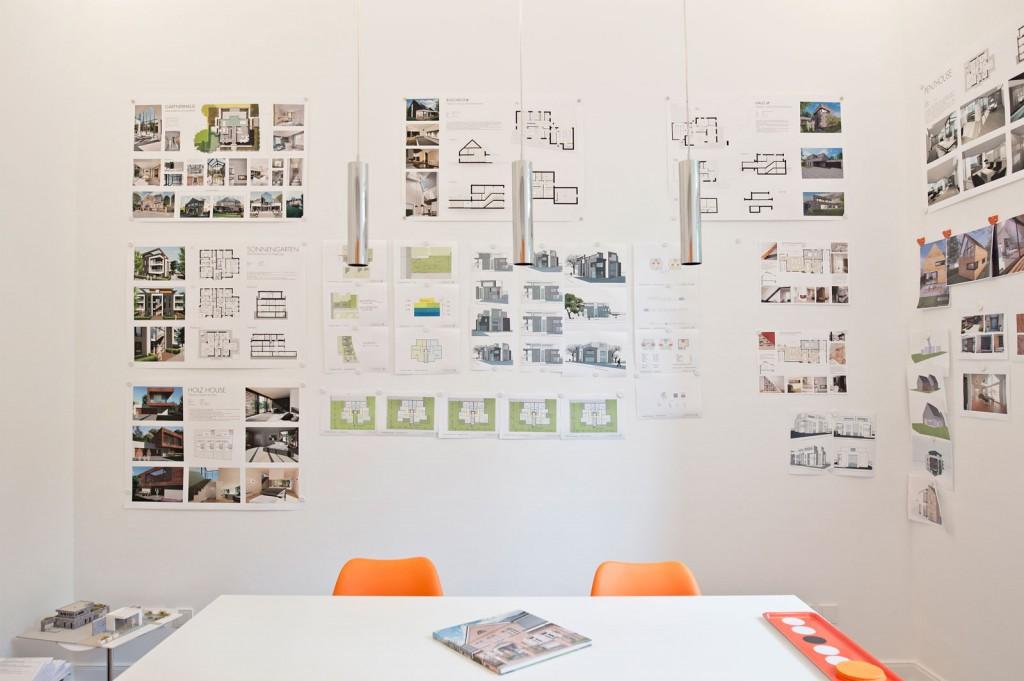 28° Architektur, Projekte