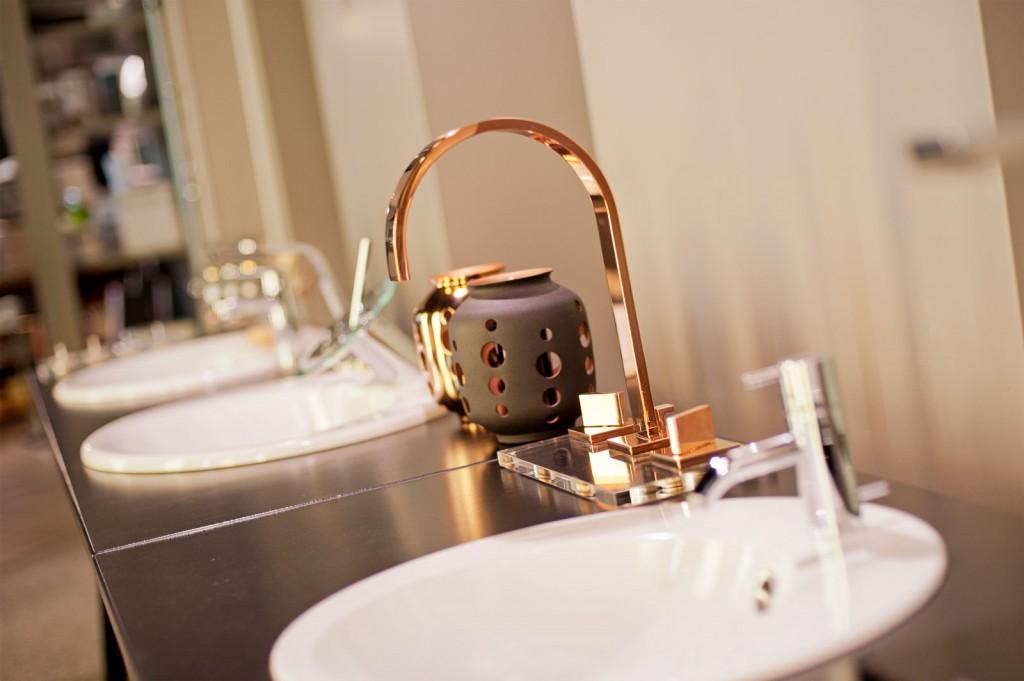 Haustechnik Breuer, Waschbecken