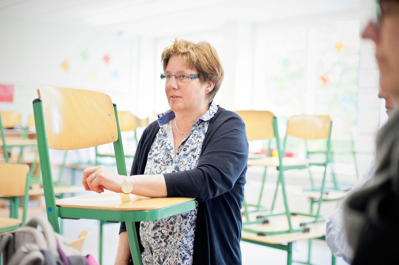 Voneinander lernen - Inklusion an der Gesamtschule Uerdingen