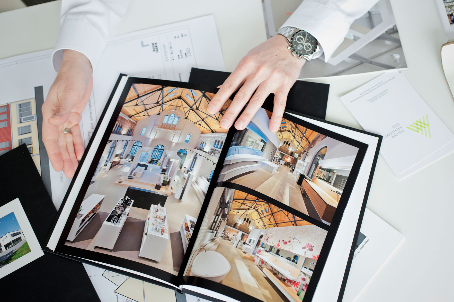 Kreative Symbiose in drei Dimensionen - Studio Meuleneers: Architektur - Design - Interior