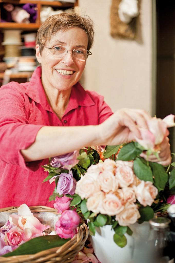 Inhaberin Margarete Kronenberg