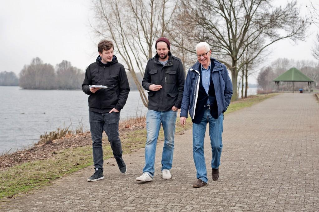 Marc Pannek, Julien Thiele, Dieter Hofmann