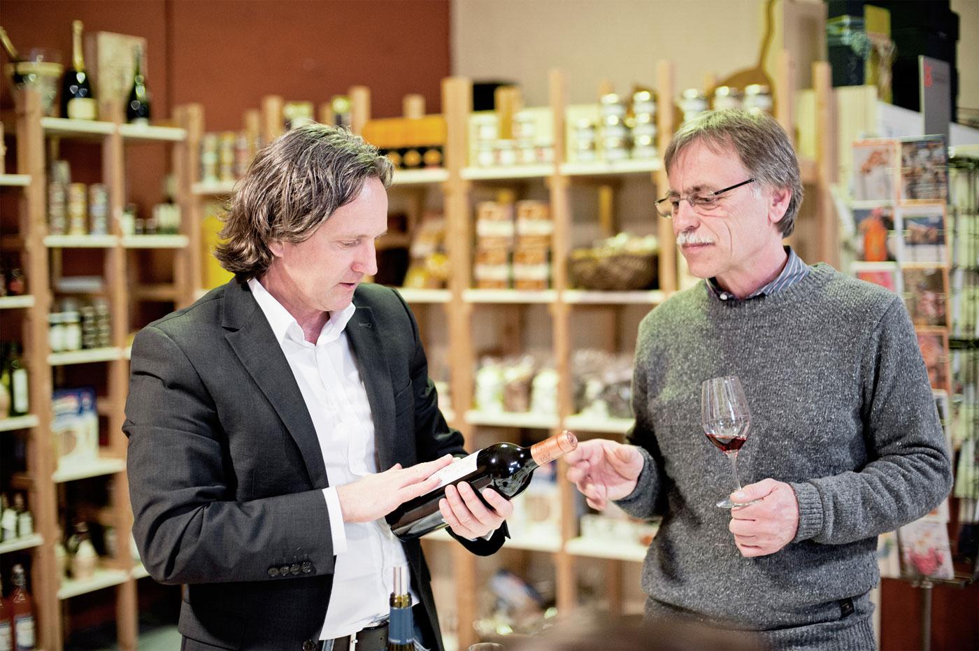 """Neue Trends und alte Reben - Weinprobe bei """"Ausgesuchte Weine"""""""