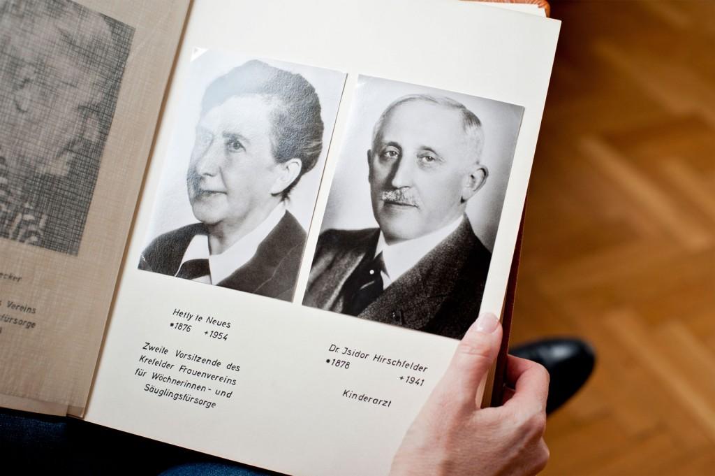 Dr. Isidor Hirschfelder