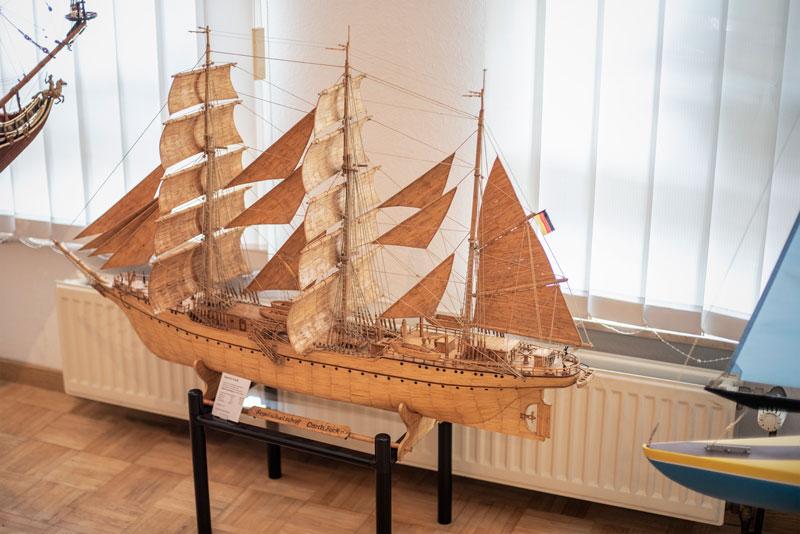 Modellschiffsmuseum Krefeld