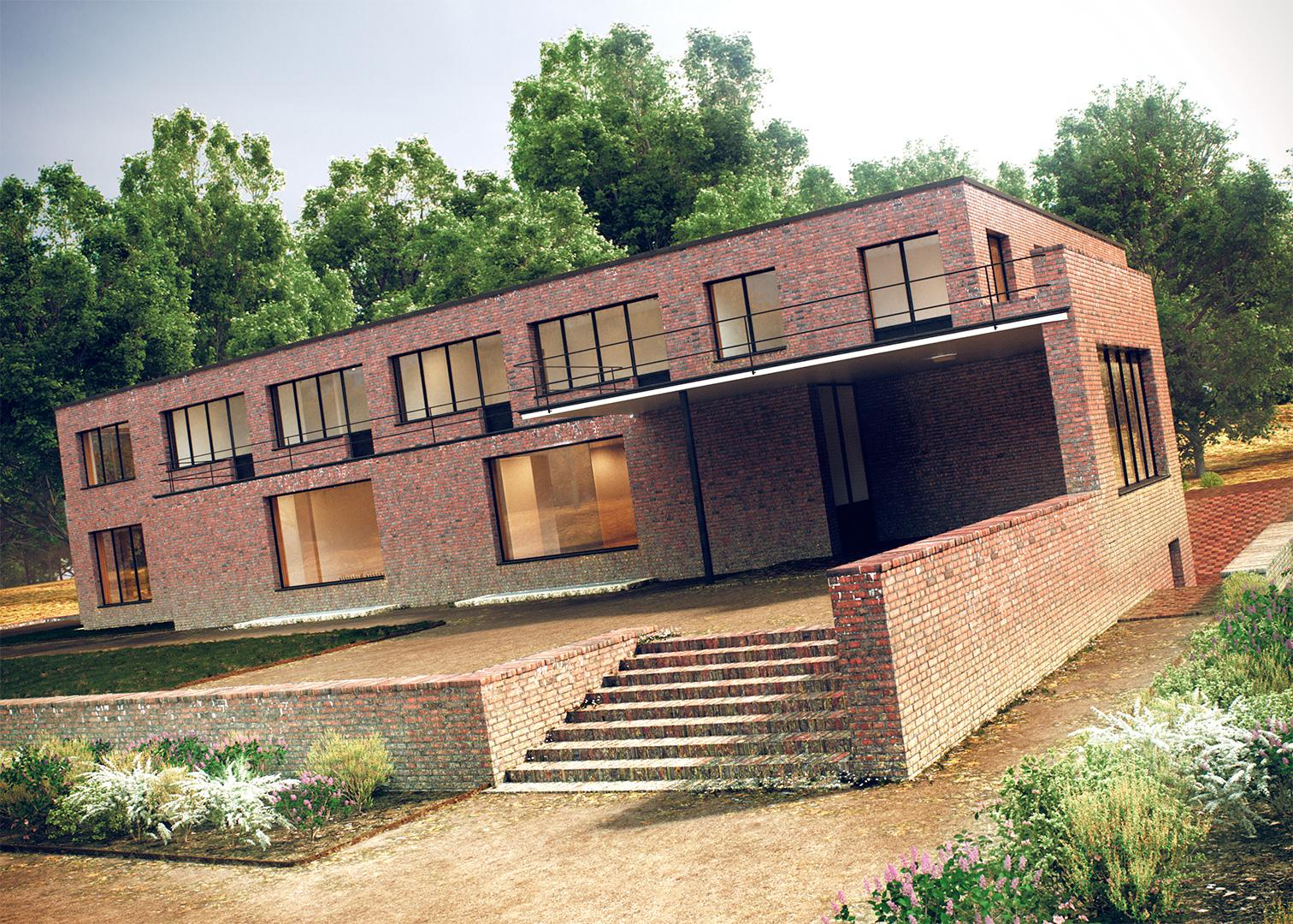Mehr Mies 15 Krefelder Architekturtage Mies Van Der Rohe Und De