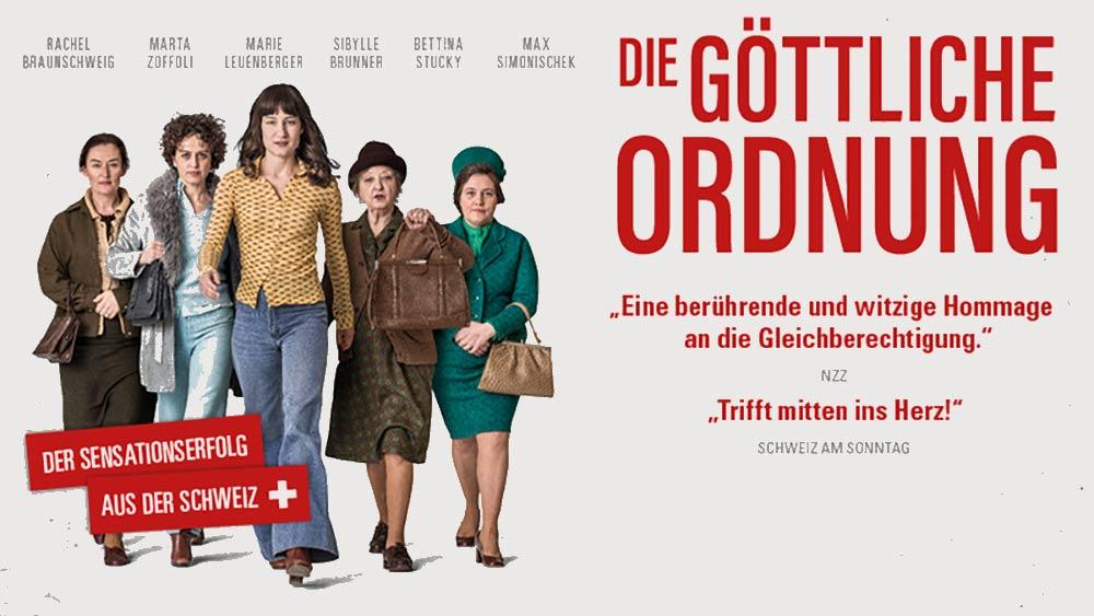 Kino - Sondervorstellung zum Weltfrauentag: Die göttliche ...